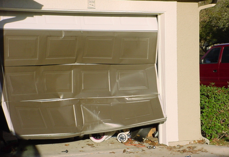 off track garage door repair westchester il